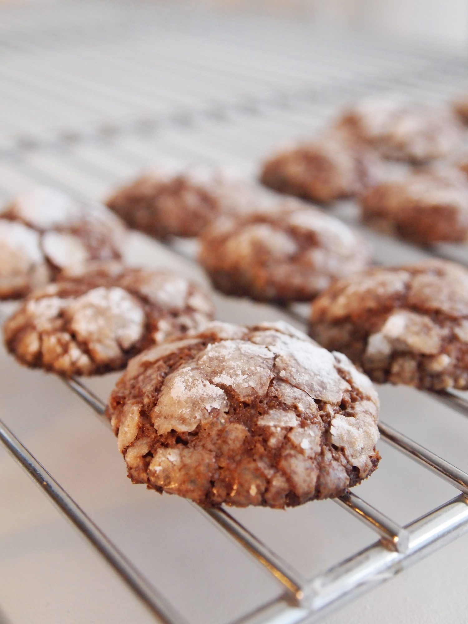 Cheerios™ - Dairy Free Chocolate Truffle Cookies