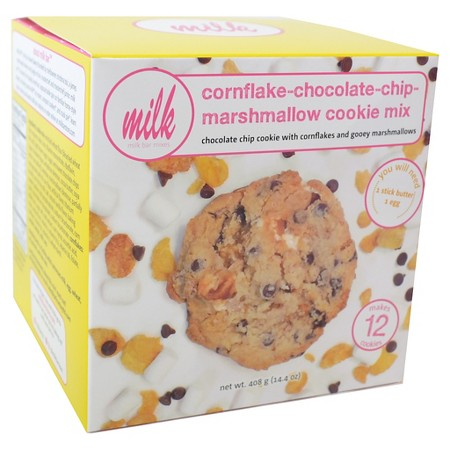 We Tried It: Milk Bar Cookie Mixes