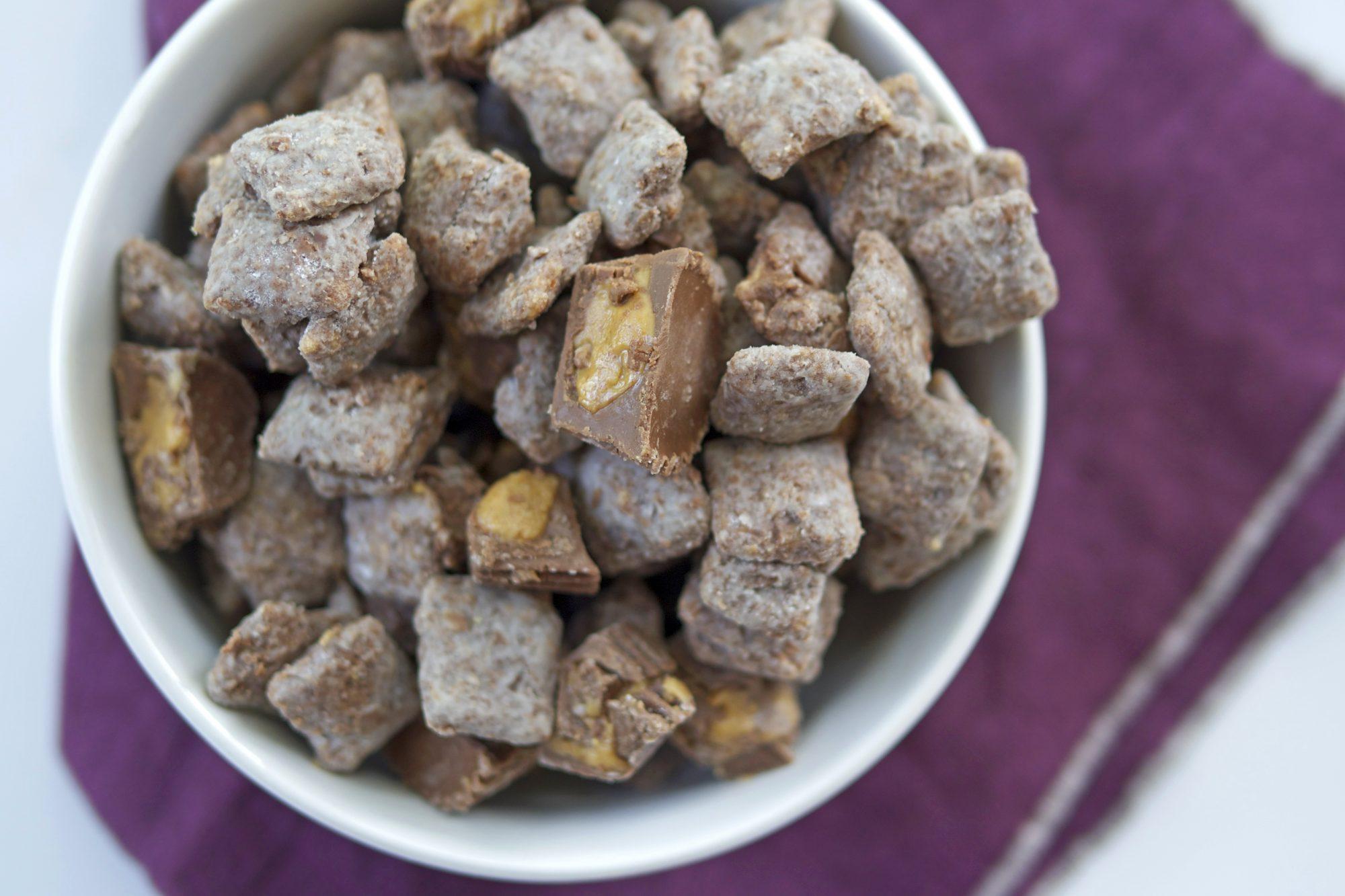 6 Ways to Make Puppy Chow (Way!) Better