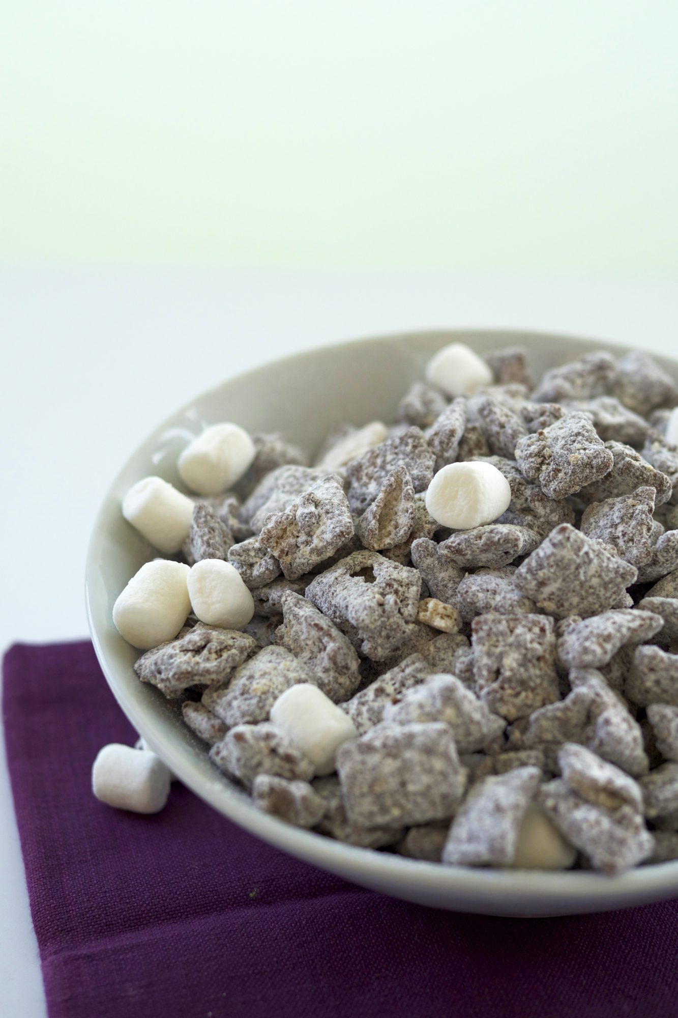 <p>S'mores Puppy Chow</p>