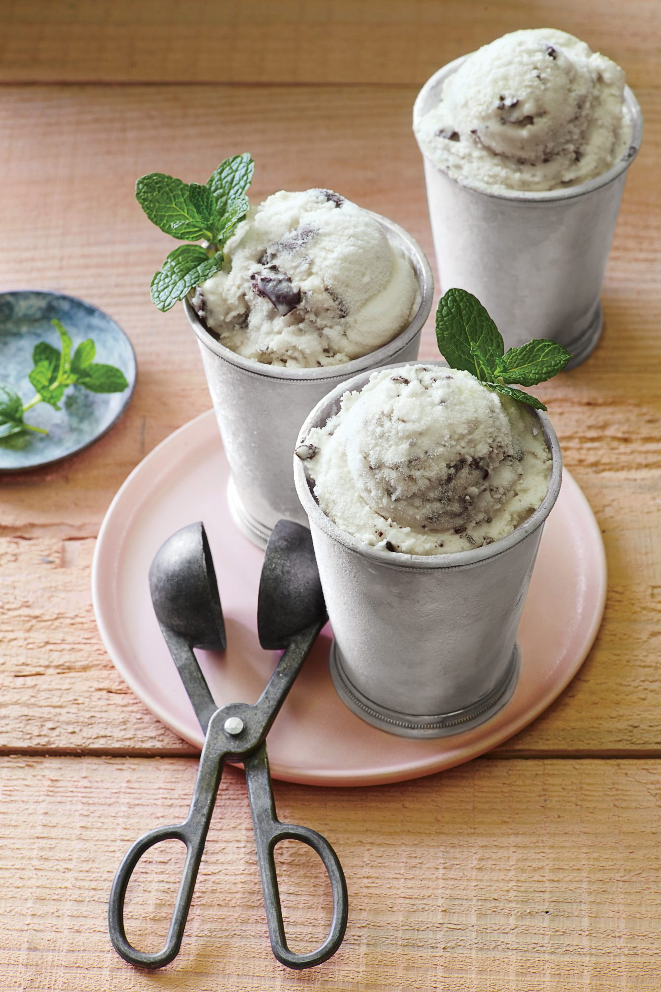 Bourbon Ball Ice Cream