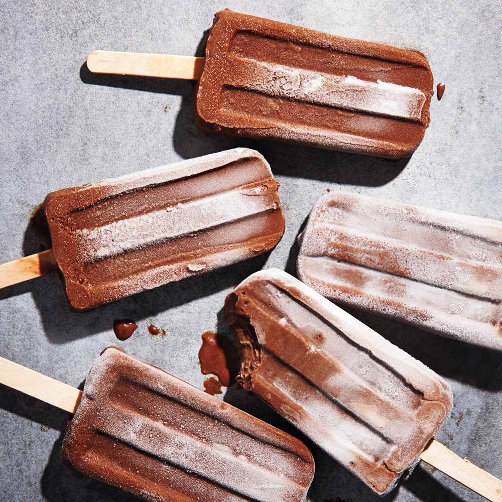 Cool Down with Homemade Popsicles