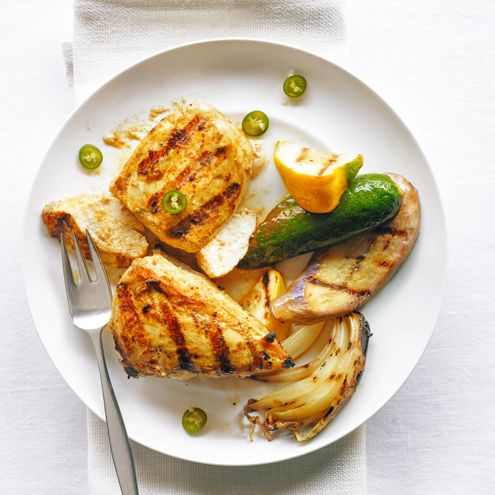 Shortcut Tandoori Chicken