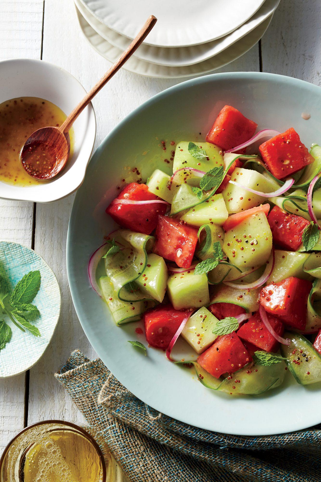 Bee-utiful Summer Salad