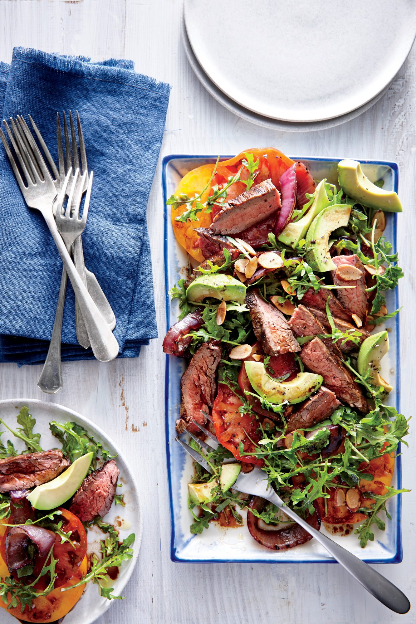 40 Great Steak Salads