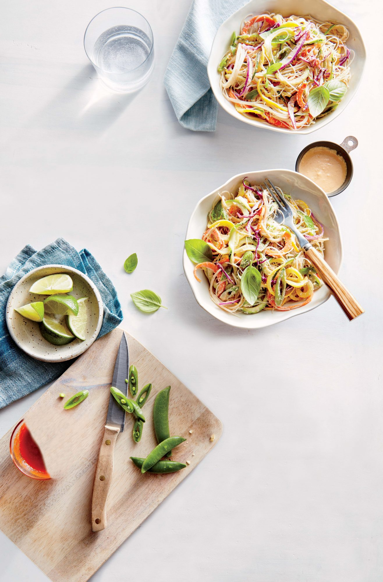 <p>Cashew Cream Pad Thai</p>