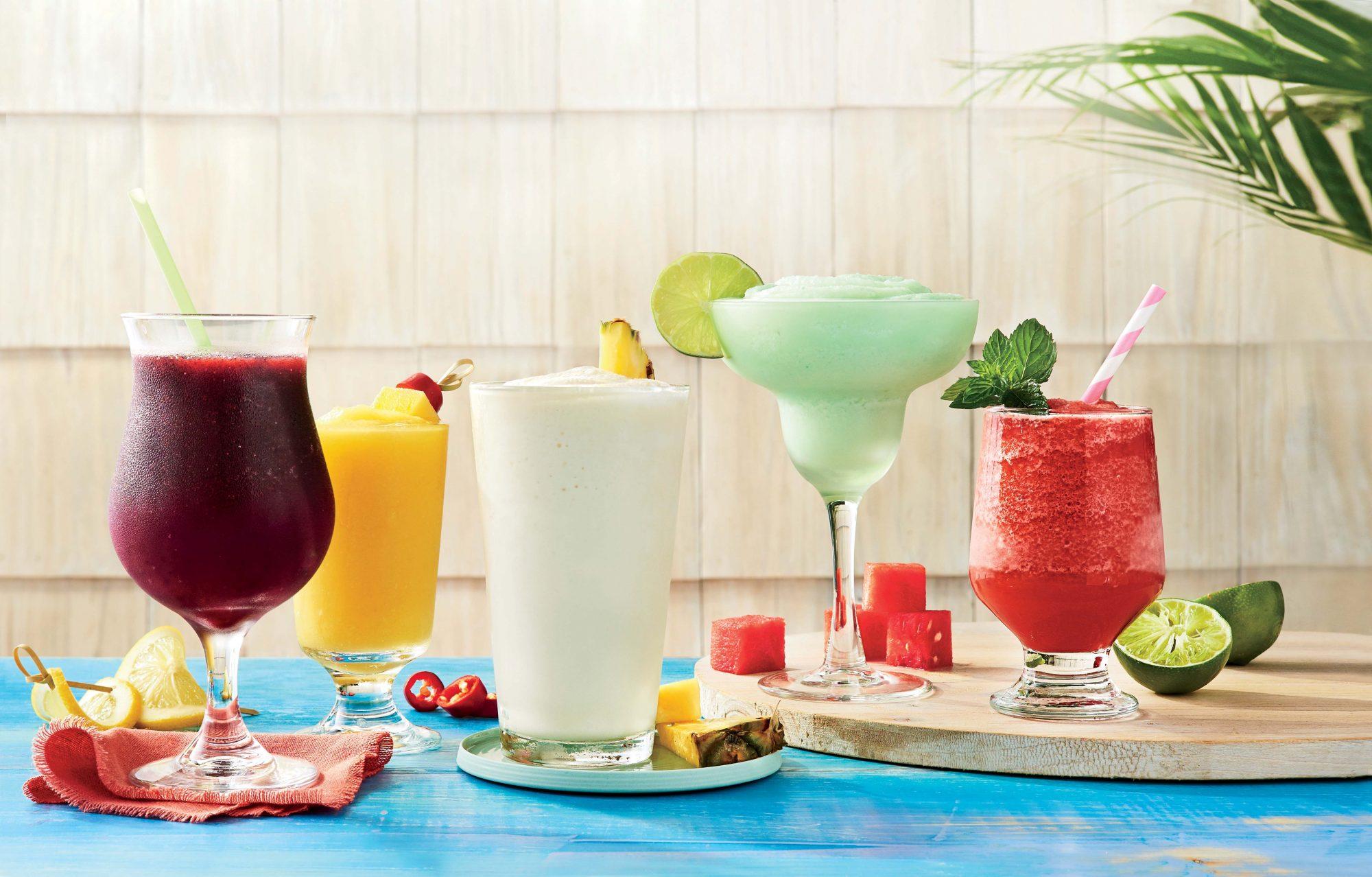 Piña Colada Milkshake image