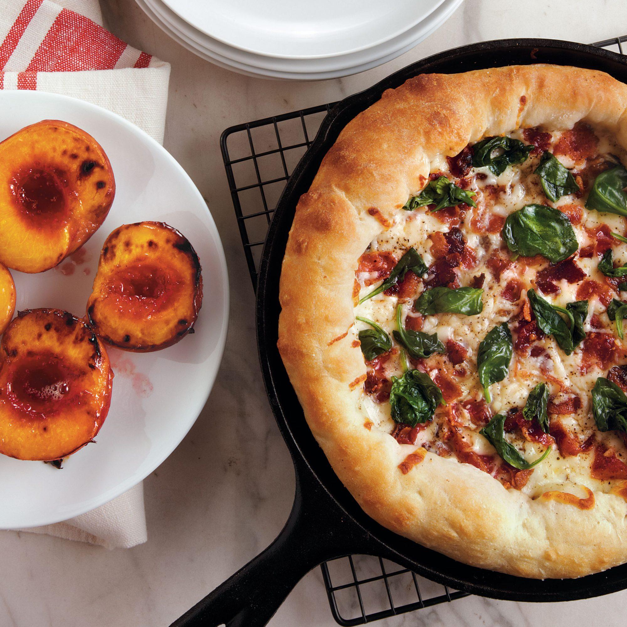 ck-Cast-Iron Breakfast Pizza Image