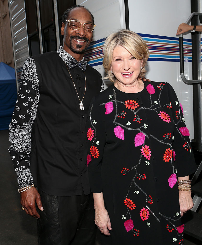 8 Reasons Why We Can't Wait for Martha Stewart and Snoop Dogg's New Cooking Show