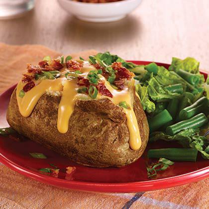 VELVEETA® Loaded Baked Potato