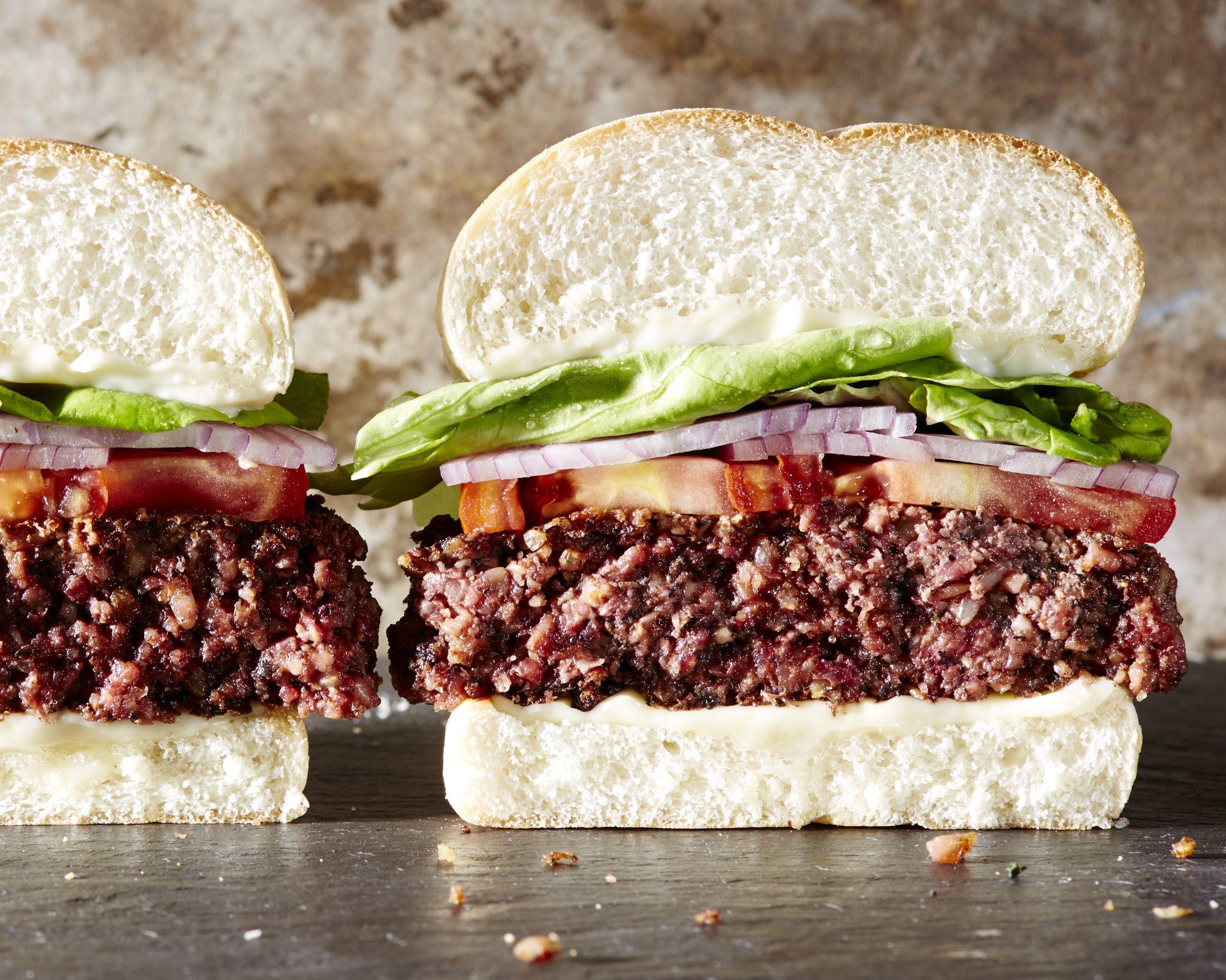 "<p>The Best ""Beefy"" Vegan Burgers</p>"