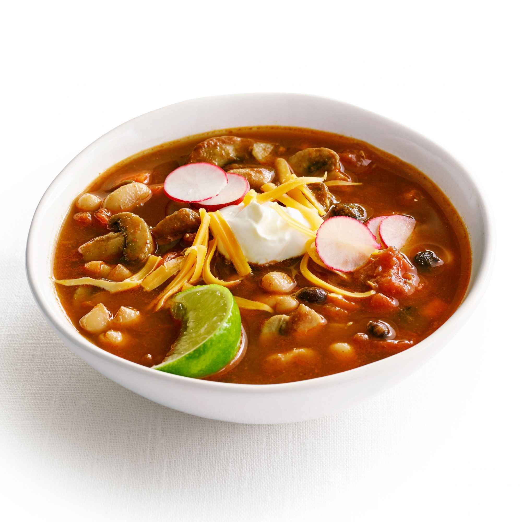 Black and White Chili image