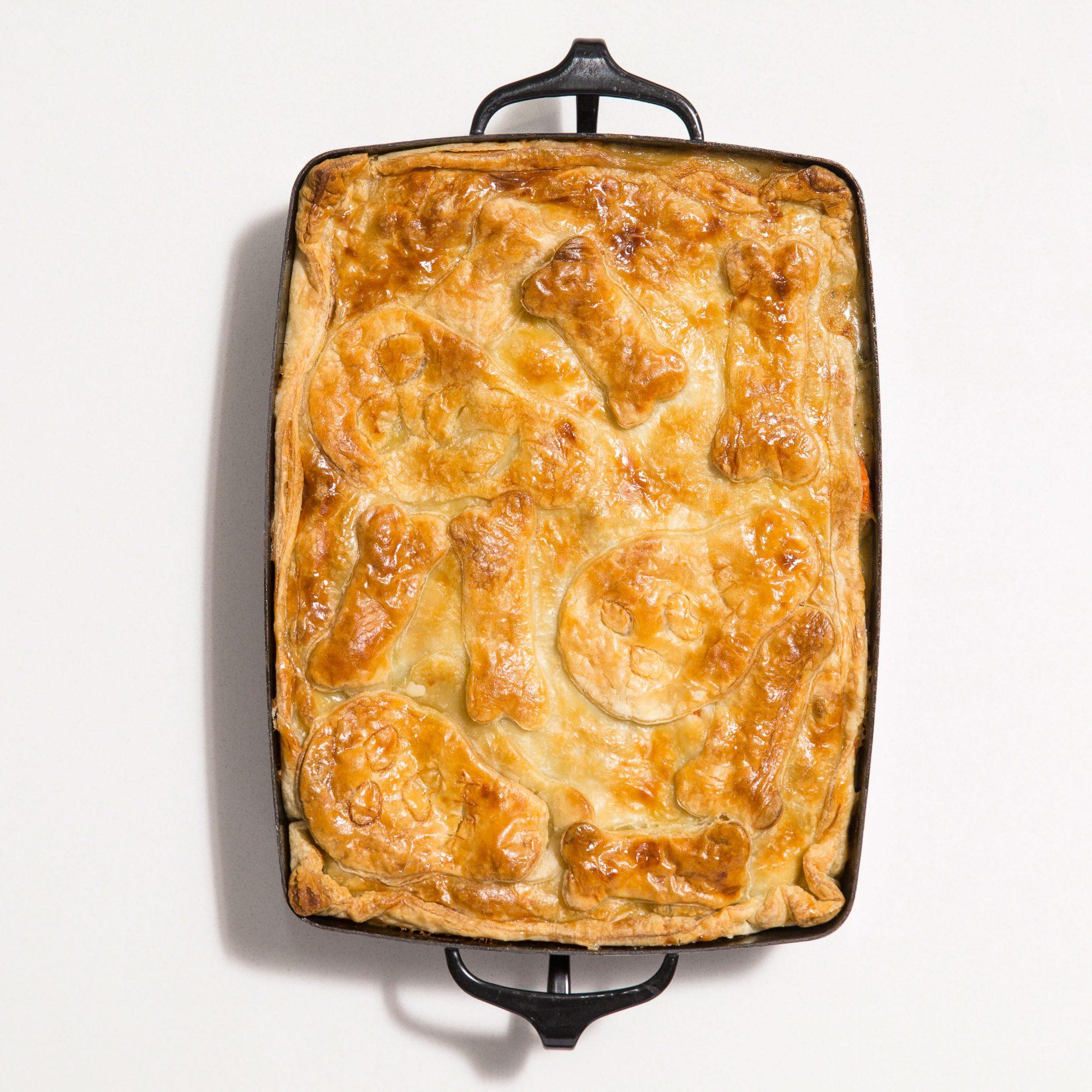 Boneyard Chicken Pot Pie