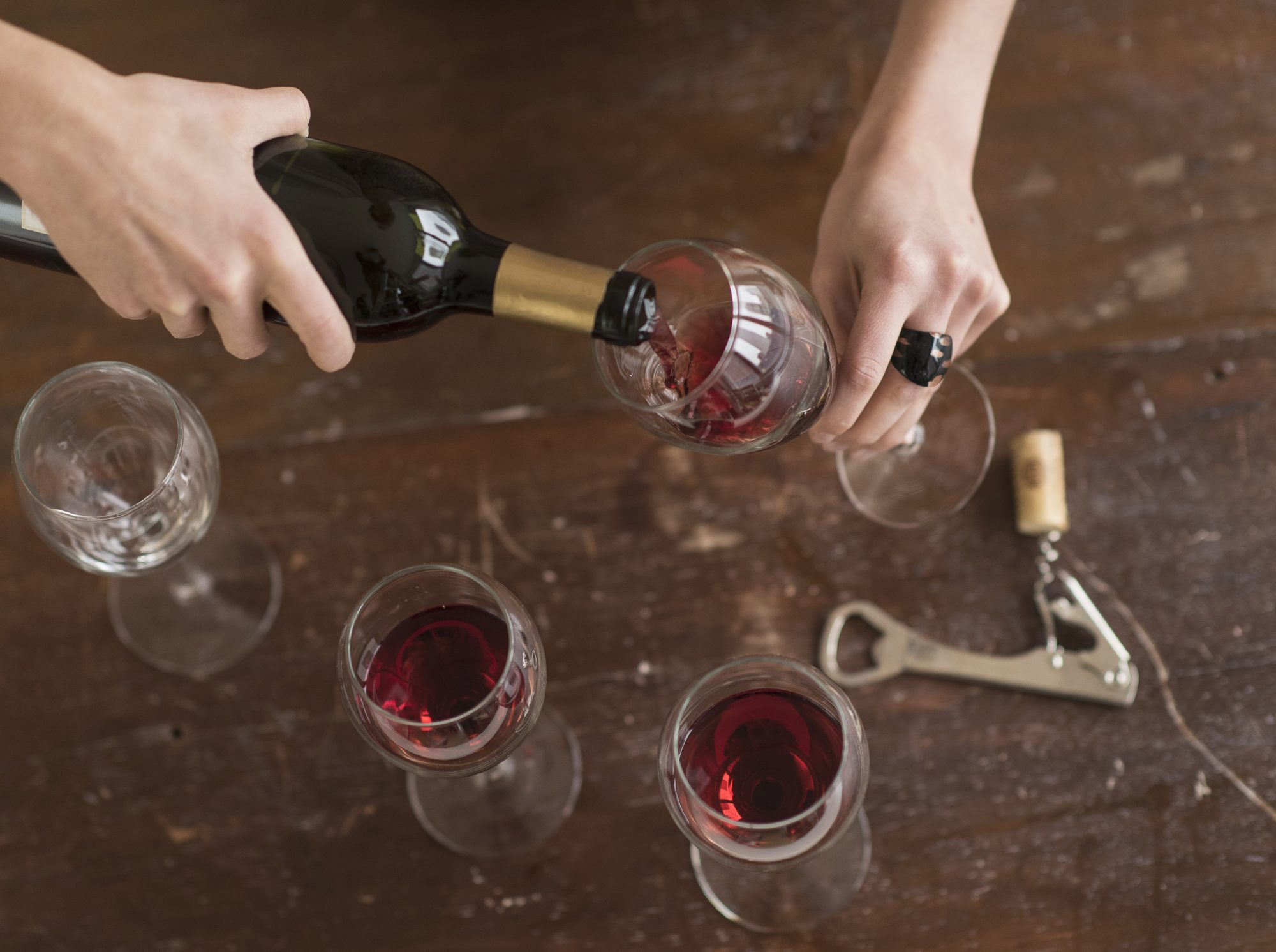 """""""Red Red Wine, Make Us Feel So Fine: Why It's Good for You and Which Bottles are Best"""""""