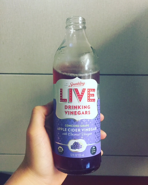 We Tried It: LIVE Sparkling Drinking Vinegars (A.K.A. How You Can Actually Drink Vinegar Without Cringing)