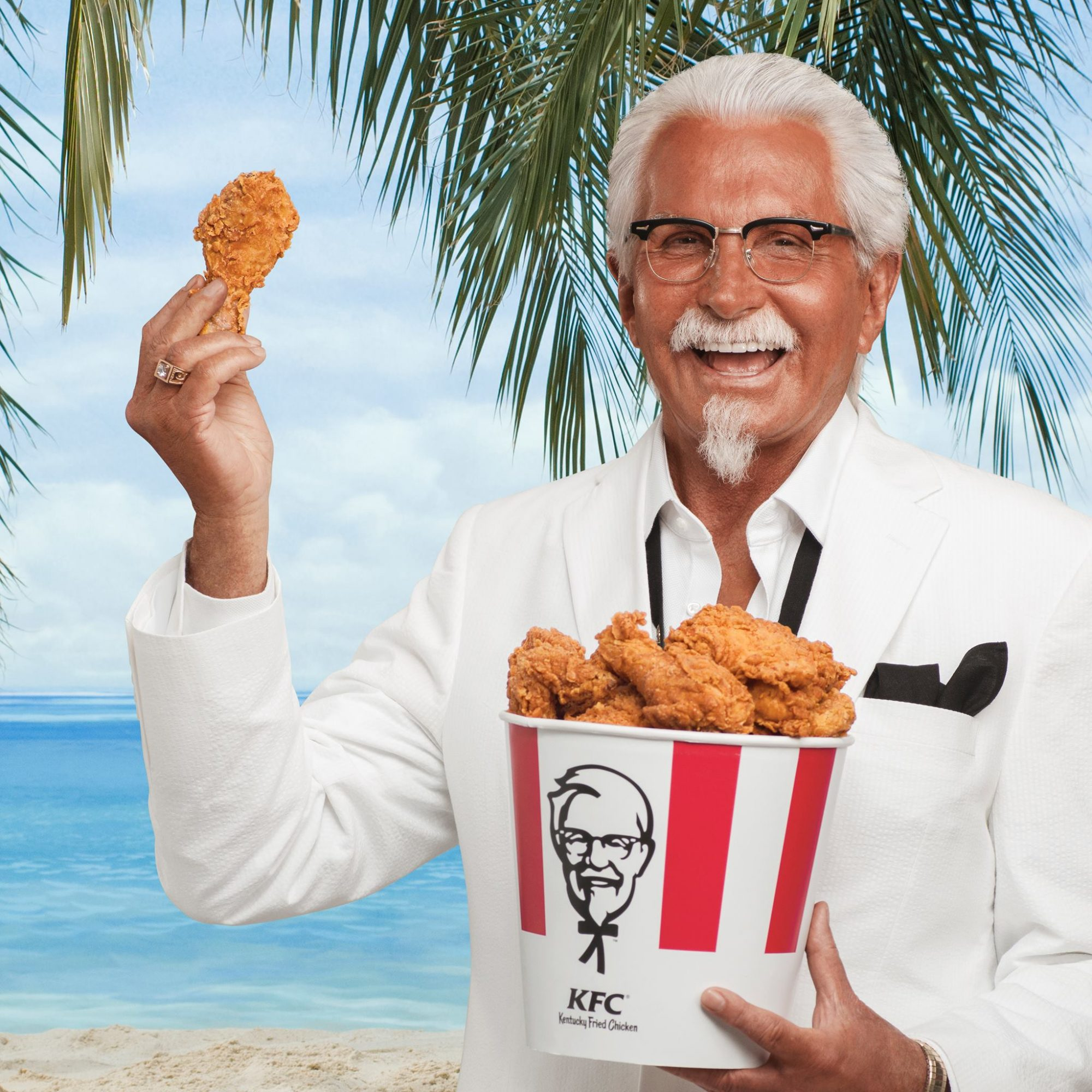 The 10 Most Upsetting Things About KFC's Extra Crispy™ Sunscreen