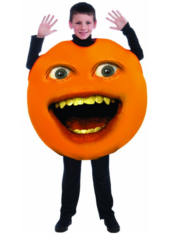 Otto The Orange Halloween Costume