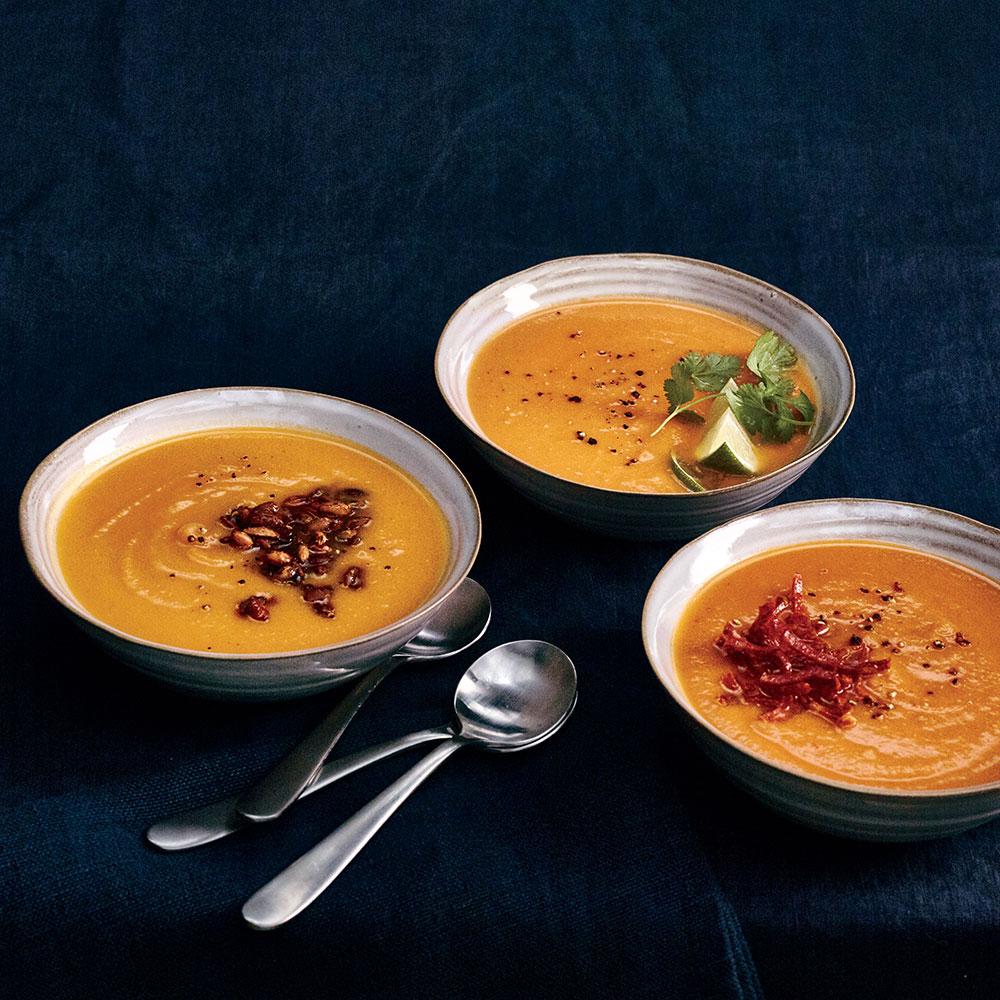 ck-Thai Coconut-Pumpkin Soup Image