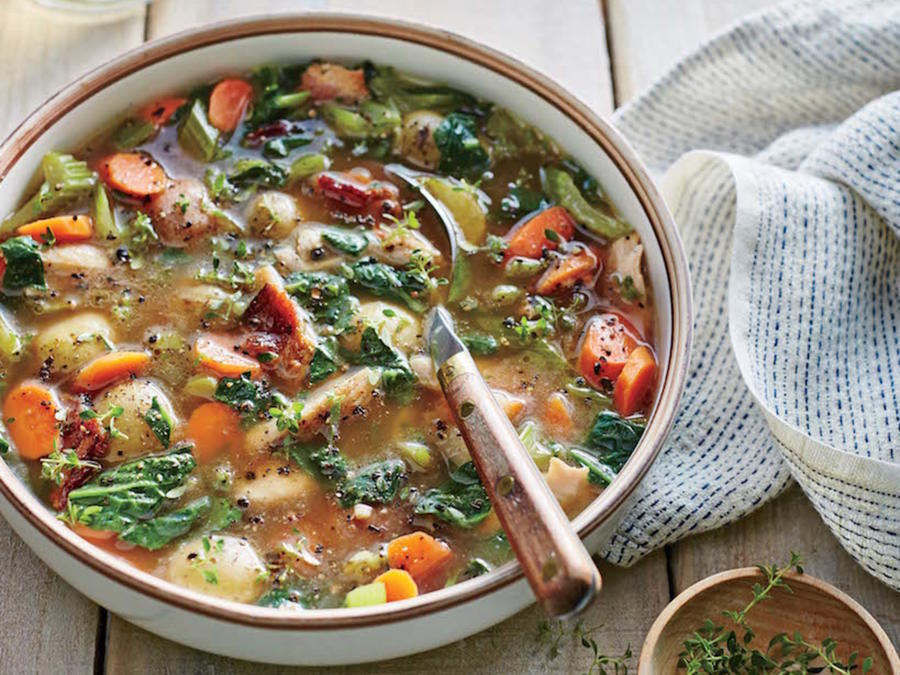 Slow Cooker Chicken Soup: Our Best Recipes To Bring Hygge Into Your Home