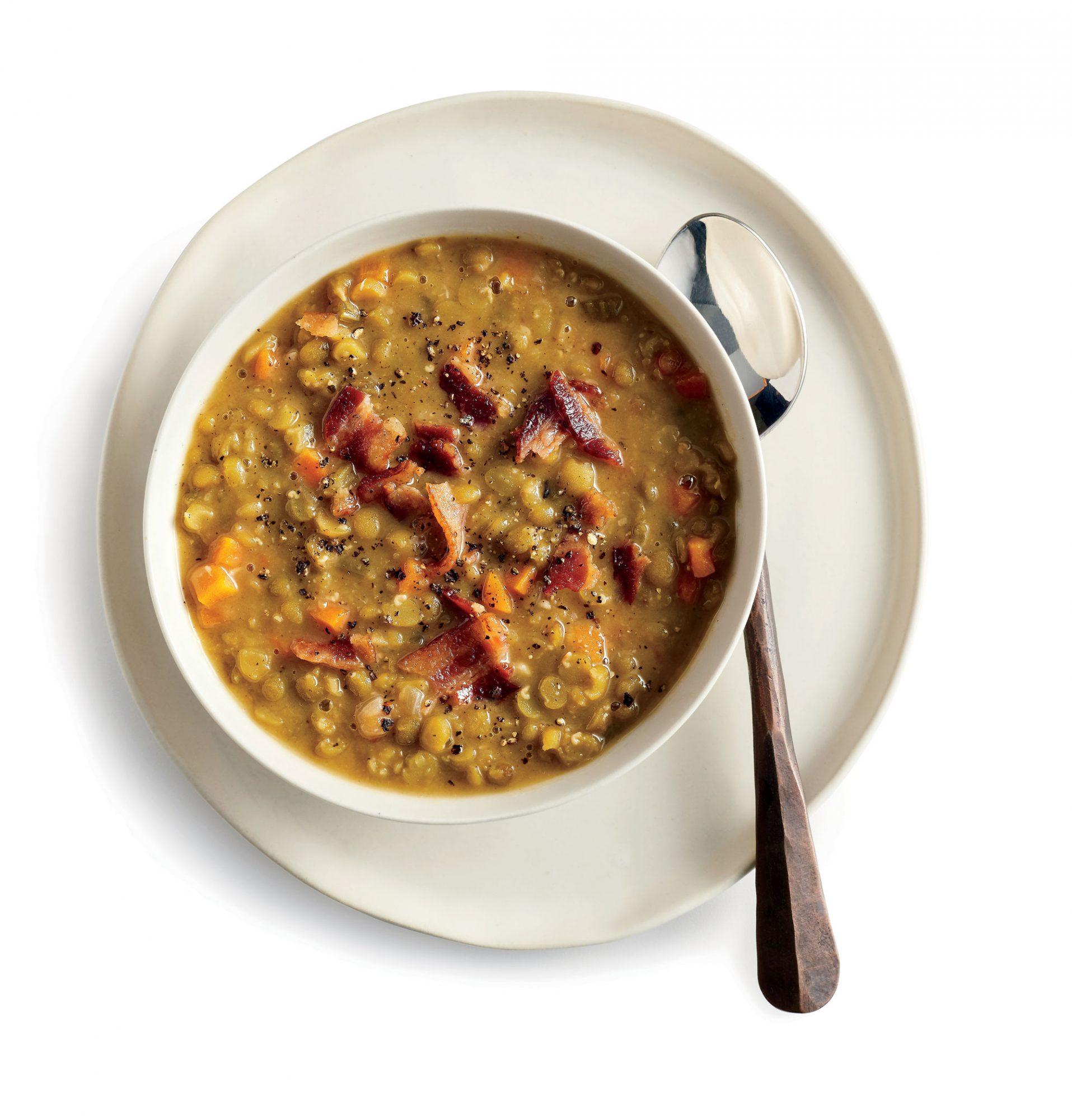 Easy Peasy Split Pea Soup