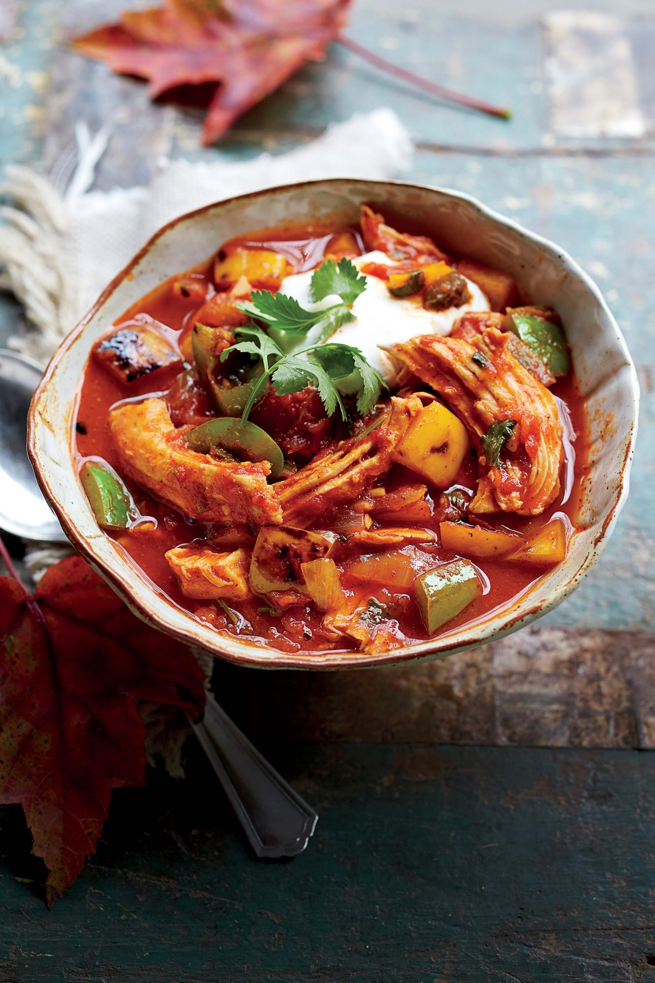 Chicken Chili image