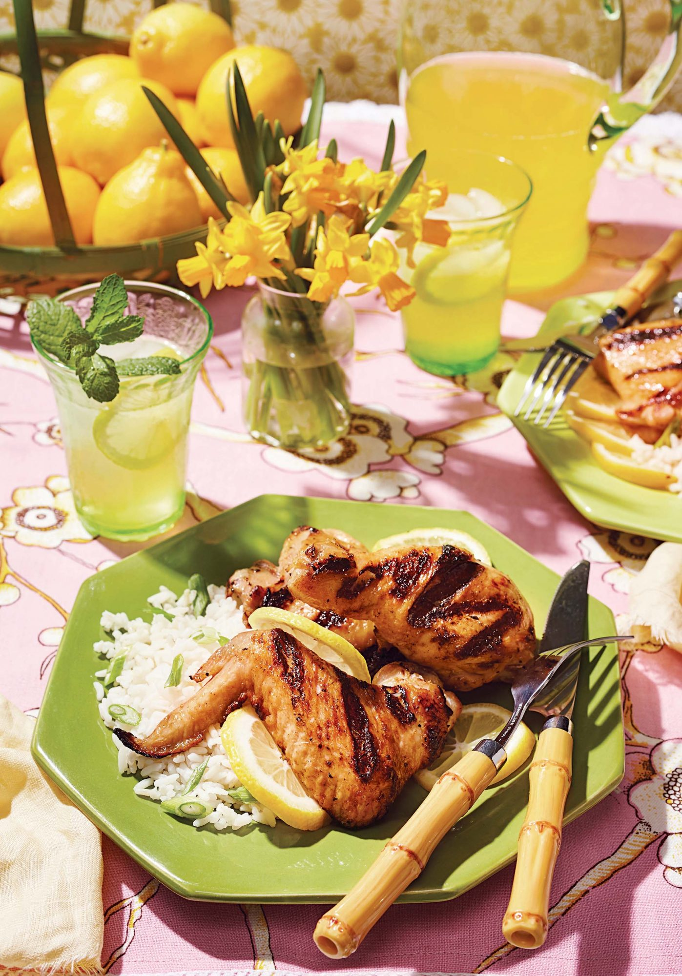 lemonade chicken image
