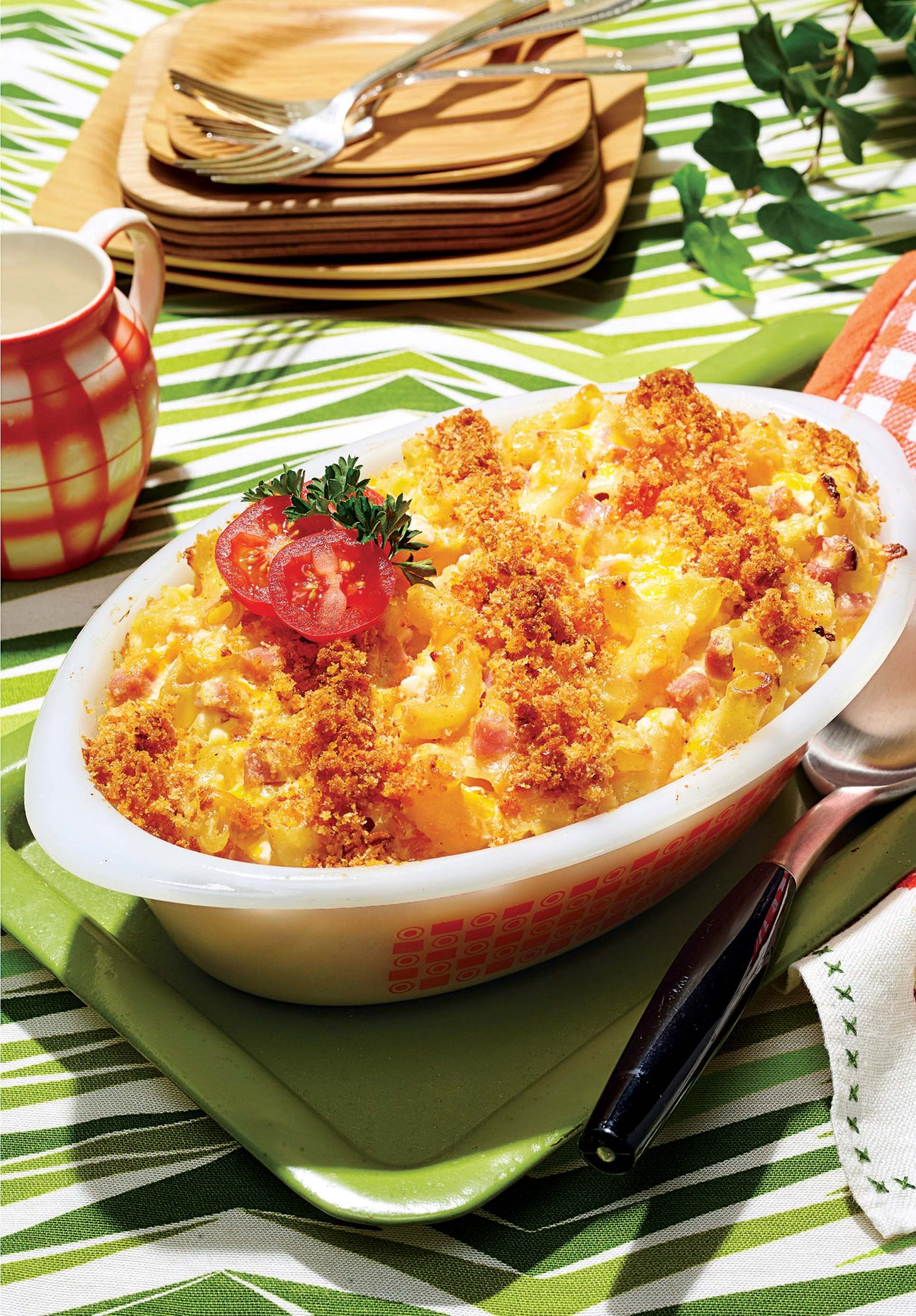 macaroni and cheese image