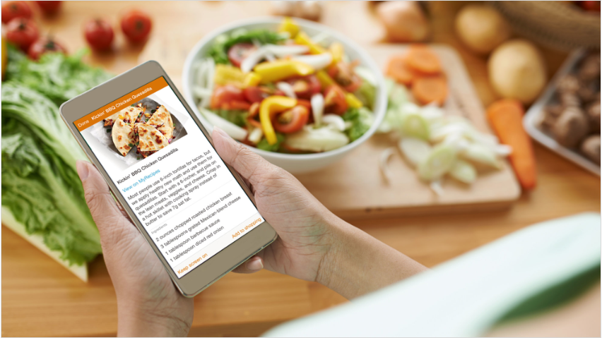 This App Makes Family Meal Planning Easy