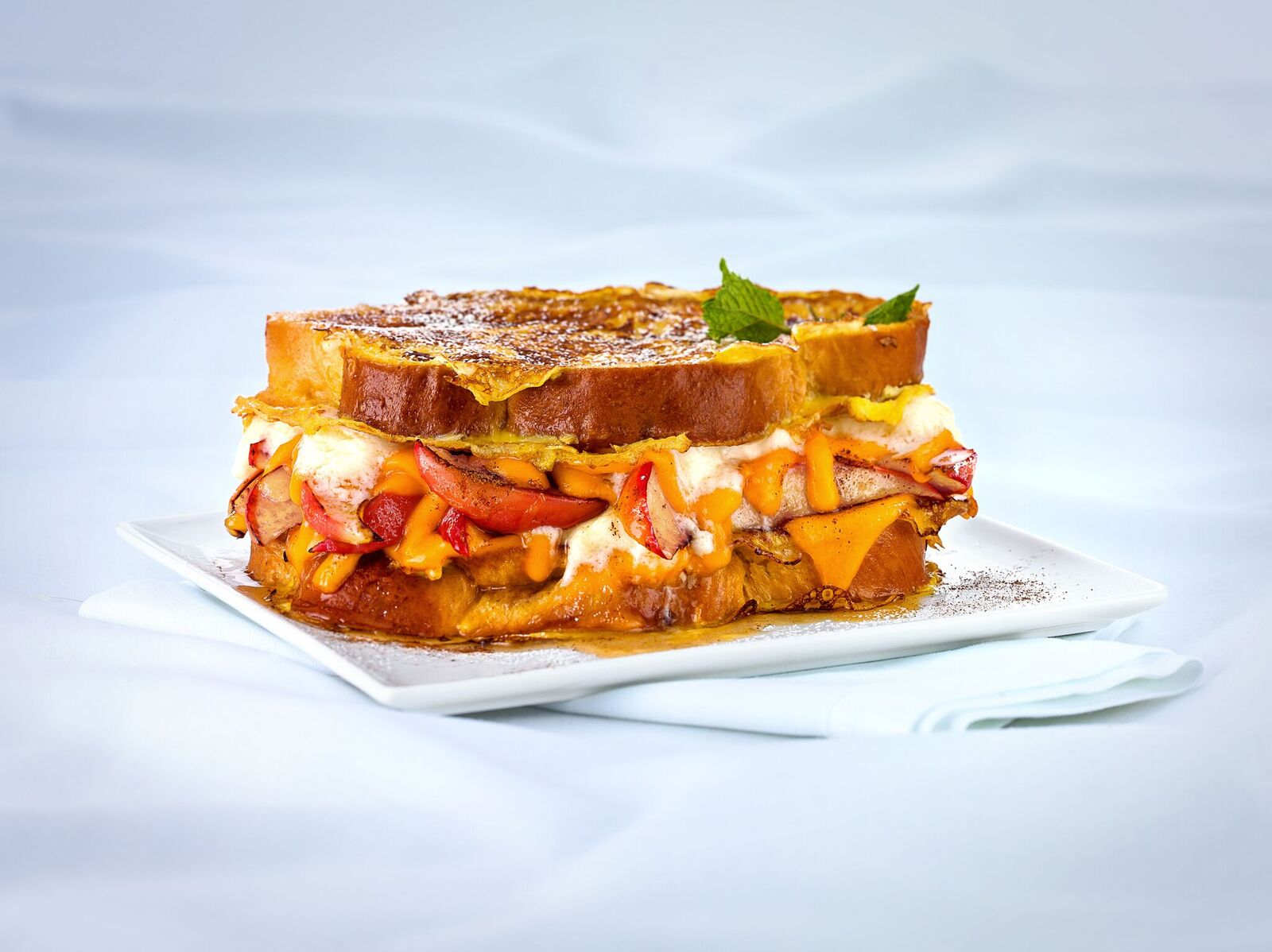 How to Make a $15,000 Award-Winning Grilled Cheese Sandwich
