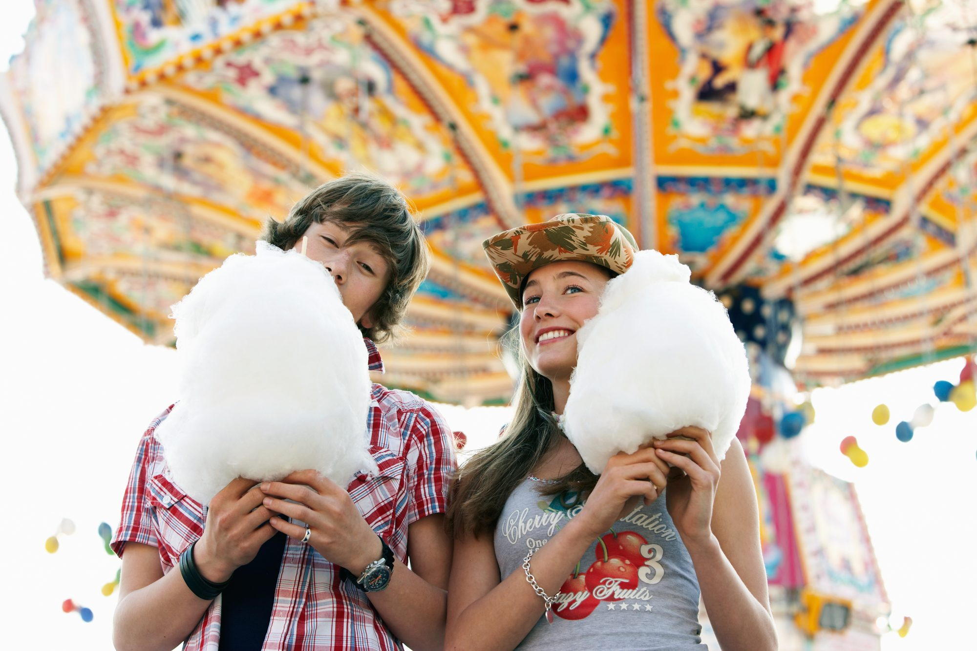 Everything You've Ever Wanted to Know About Cotton Candy