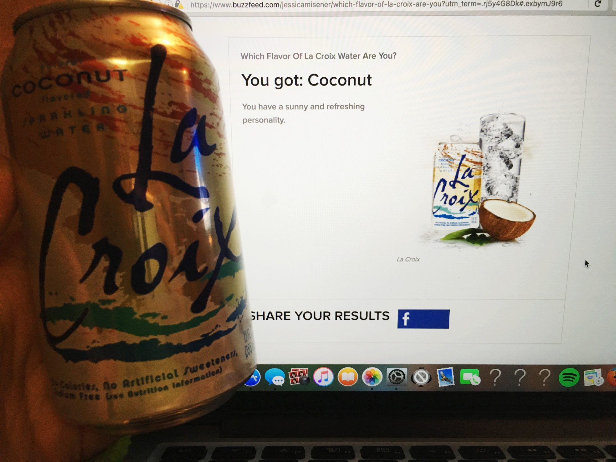 A La Croix Conspiracy Theory That Will Forever Change Your Perception of This Bubbly Beverage
