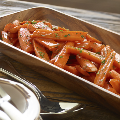 Better Than Bouillon® Honey Glazed Carrots [Ad]