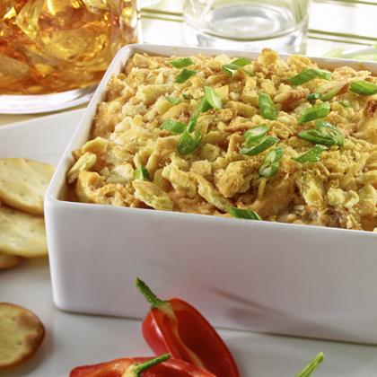 Better Than Bouillon® Spicy Buffalo Chicken Bake [Ad]