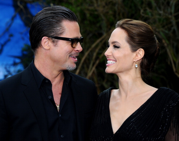 RIP Brangelina, 2004--2016; Photo/Getty Images