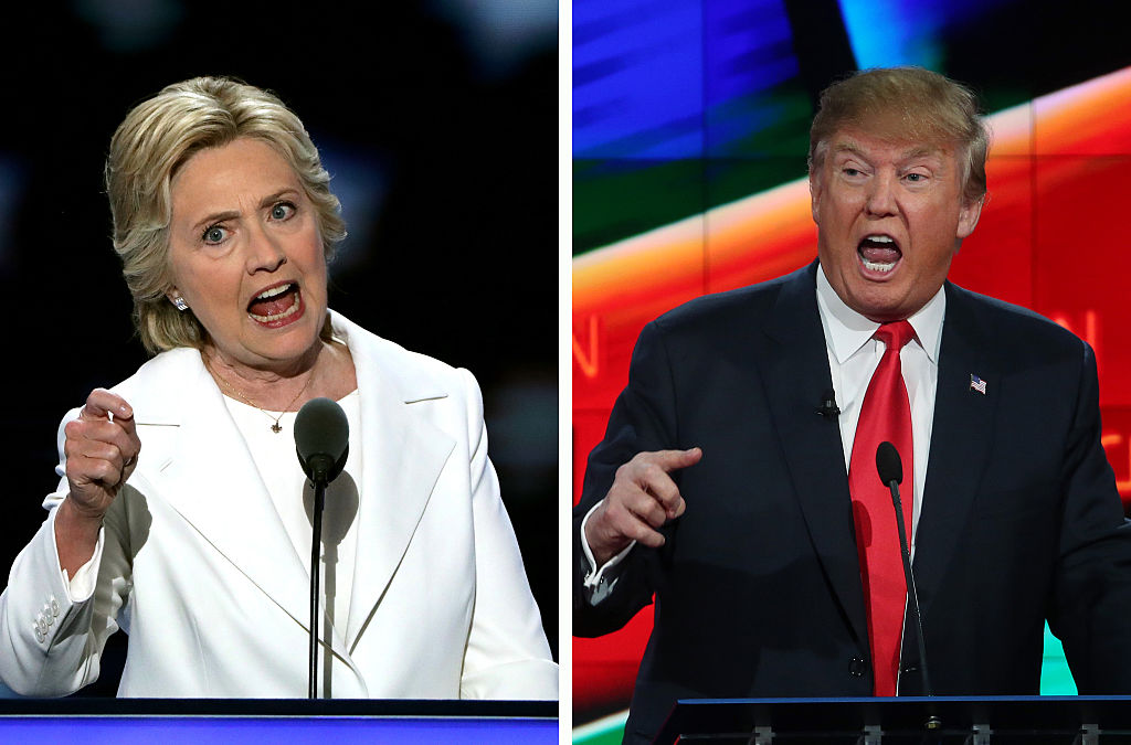 How Our Staff Plans to Survive Tonight's Presidential Debate