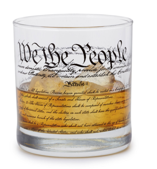We the people prefer drinks on the rocks.