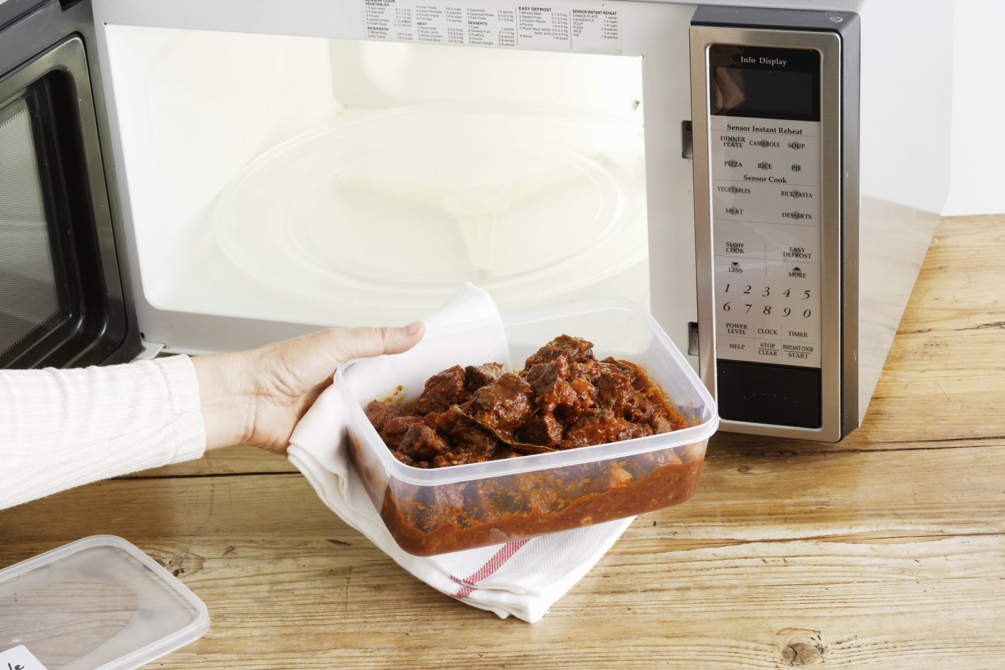 Easy dinner recipes to reheat