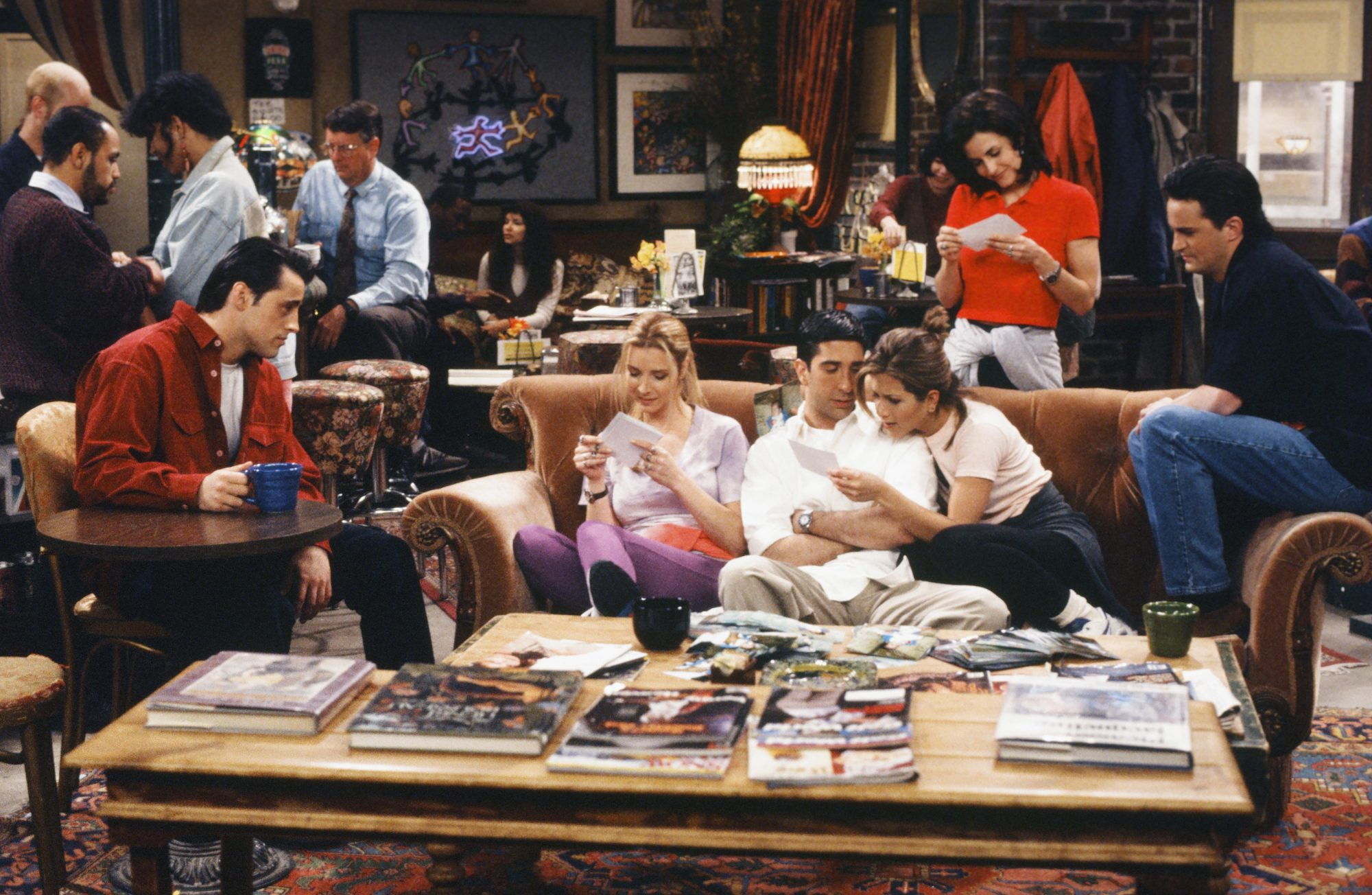 Central Perk, our home away from home