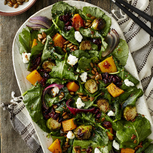 5 Simple Ways to Autumn-ate Your Salad Making
