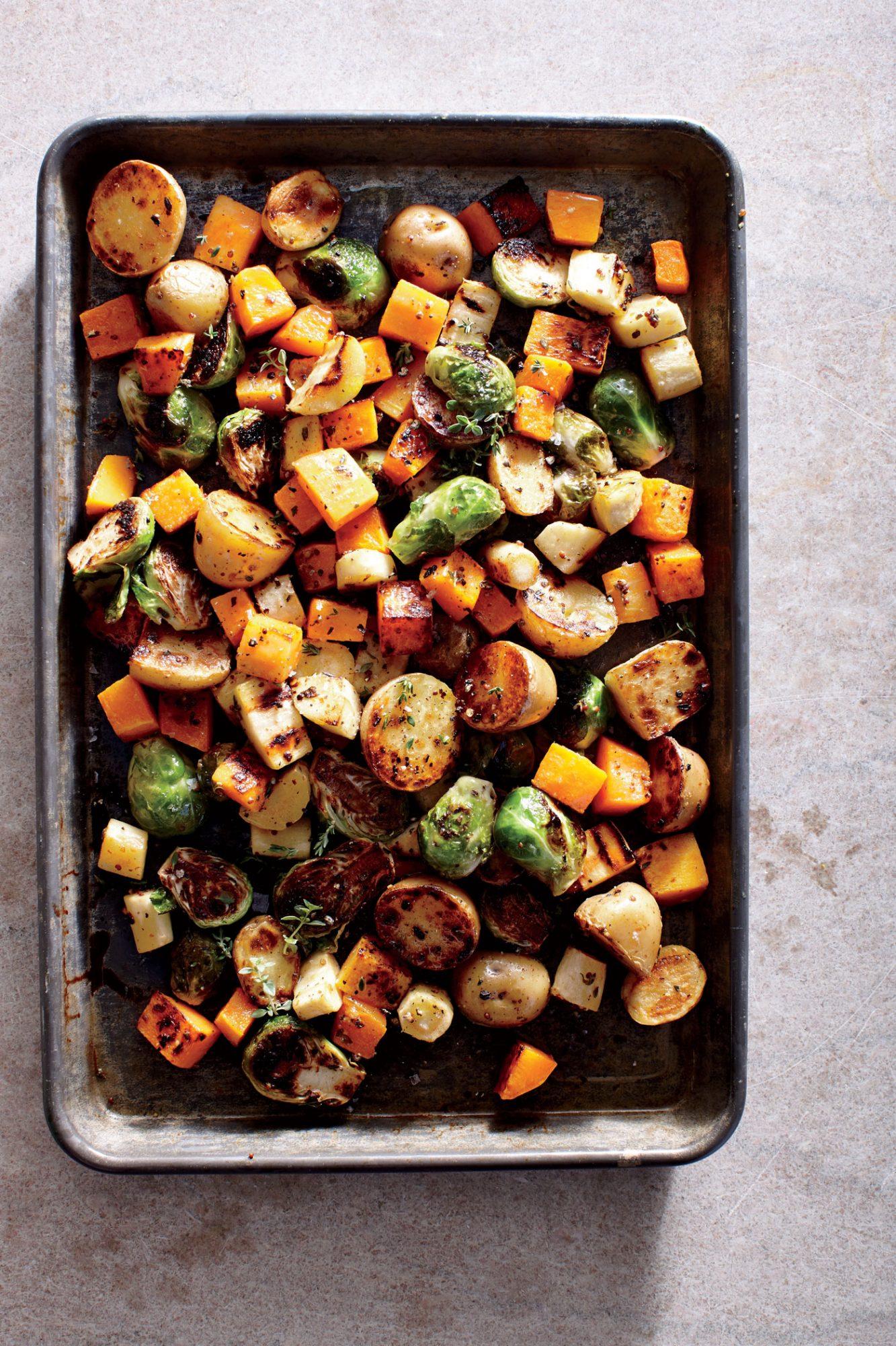 The Secret to Extra-Crispy Roasted Vegetables