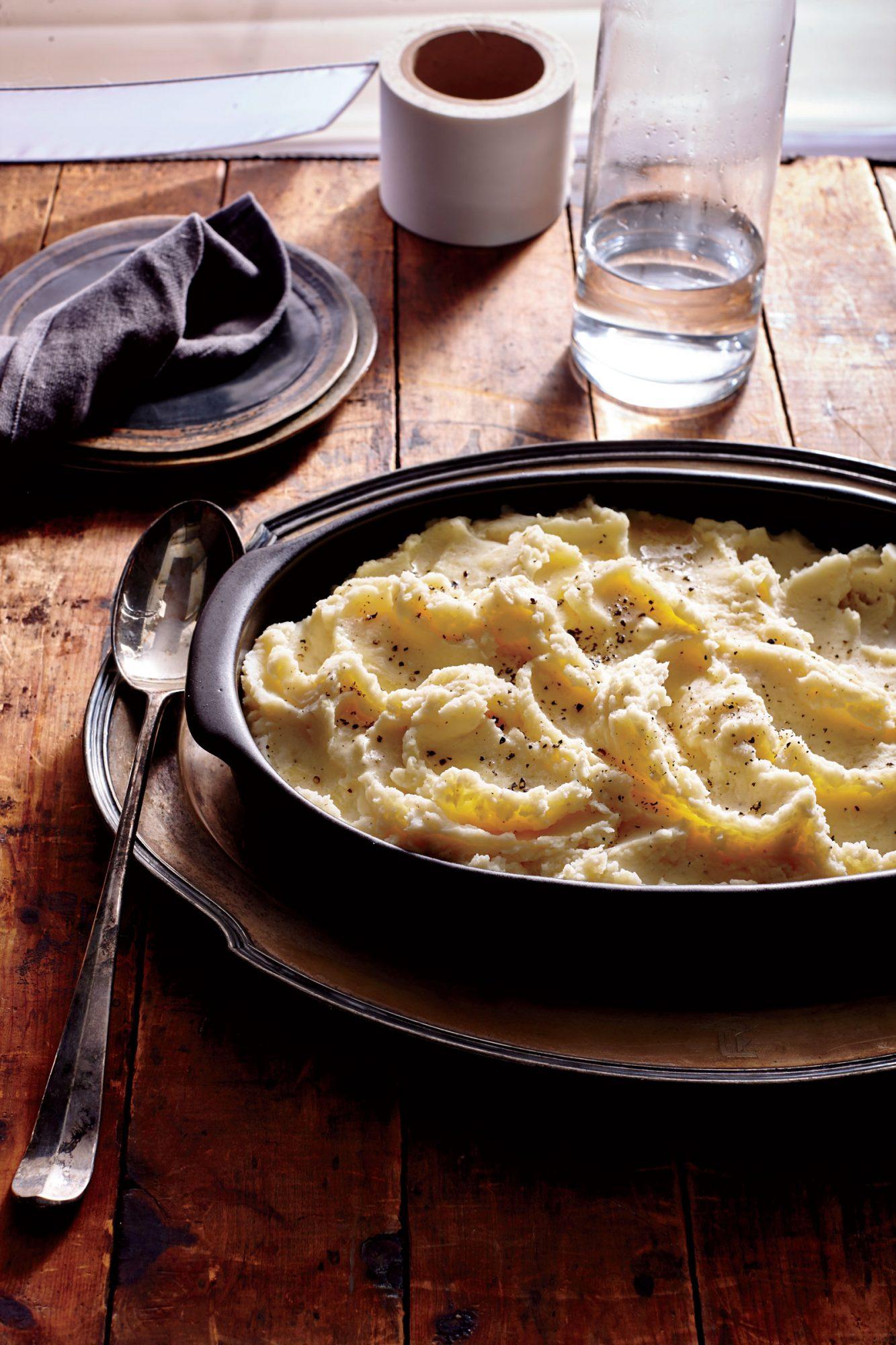 Buttermilk Mashed Potatoes