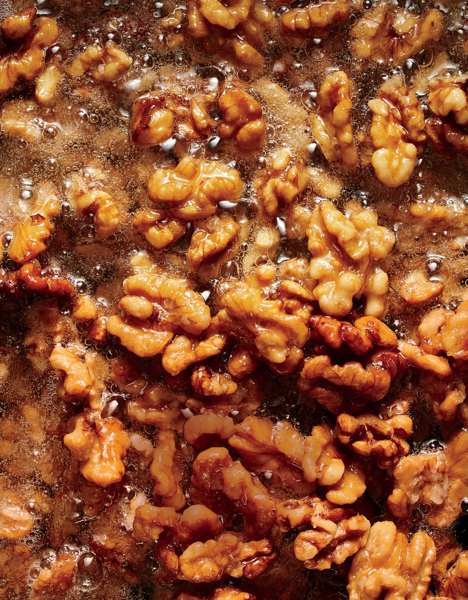 Fried Walnuts