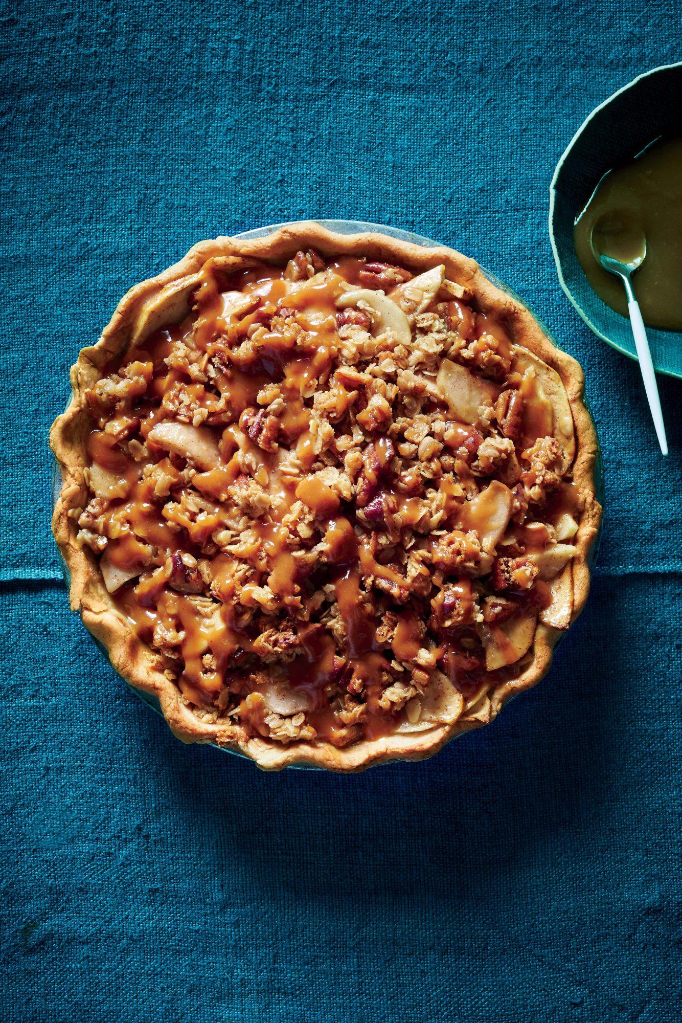 Miso Caramel-Apple Pie