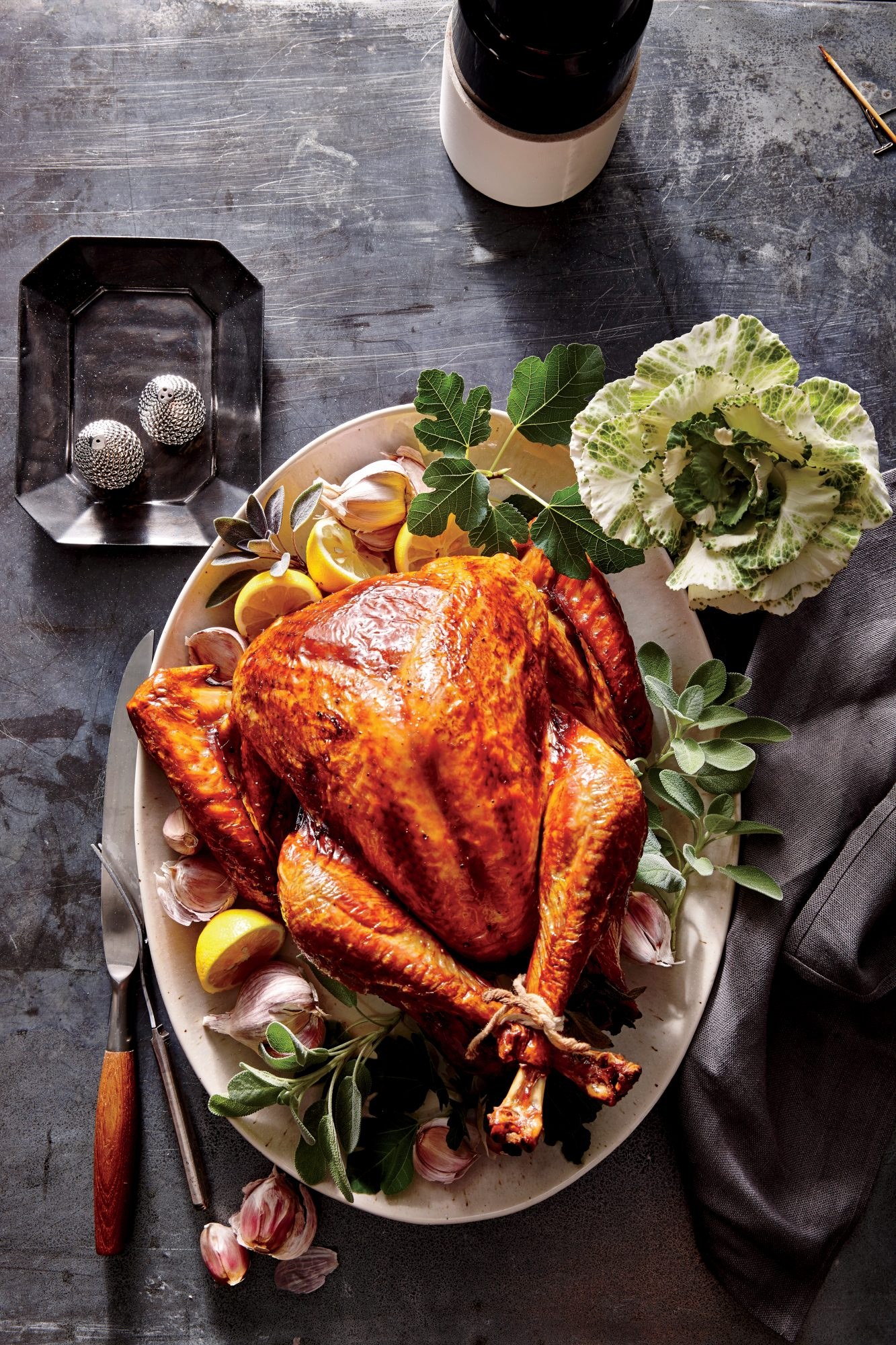 How to Make a Gorgeous Thanksgiving Turkey, According to a Food Stylist