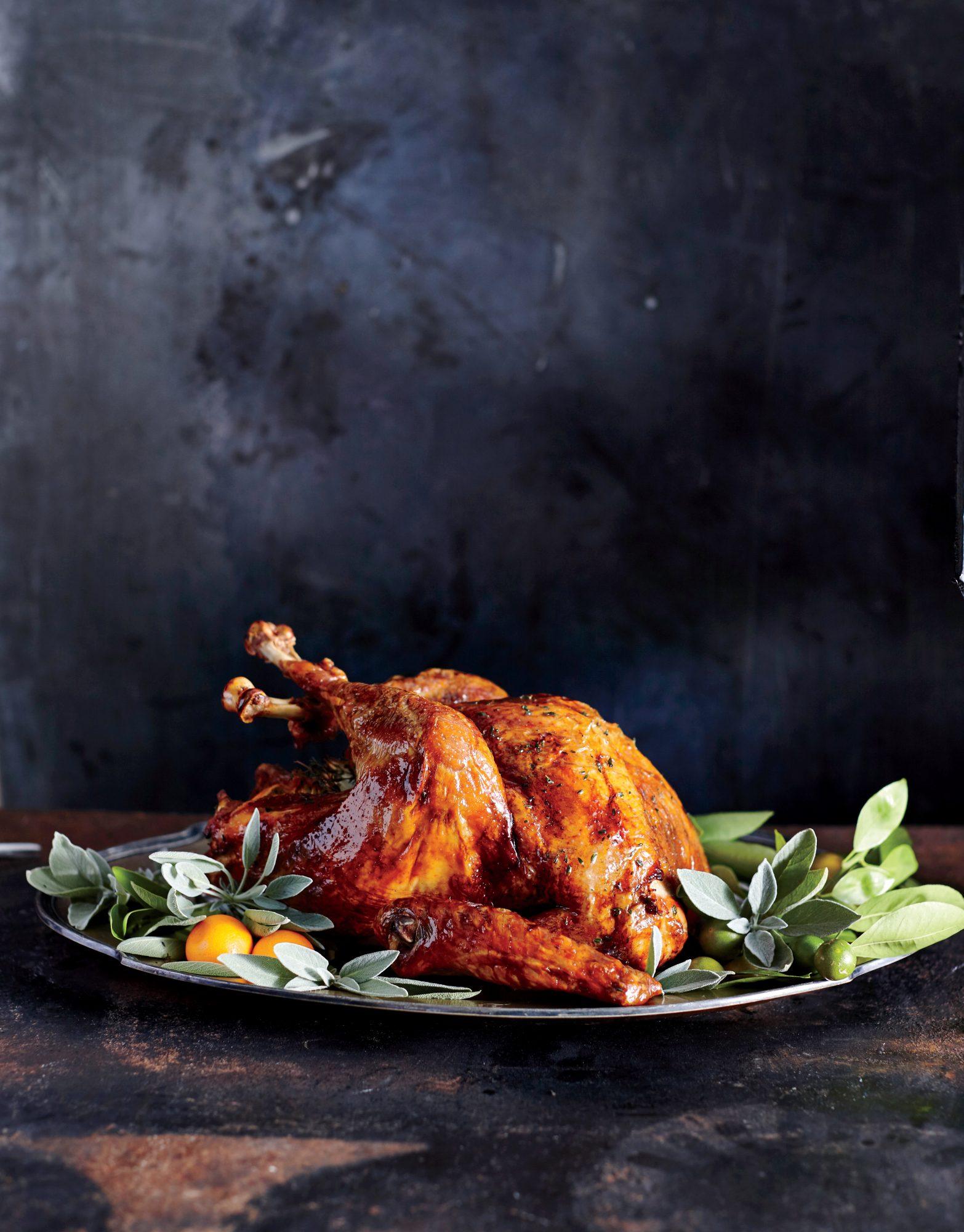 Lemon-Thyme Turkey