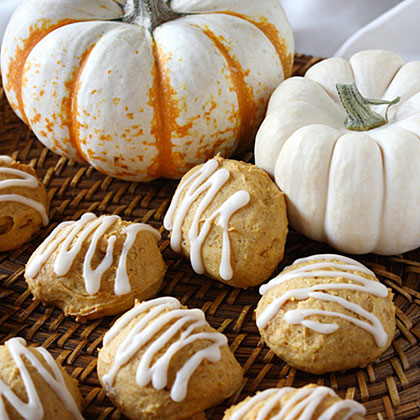 <p>Pumpkin Cookies</p>