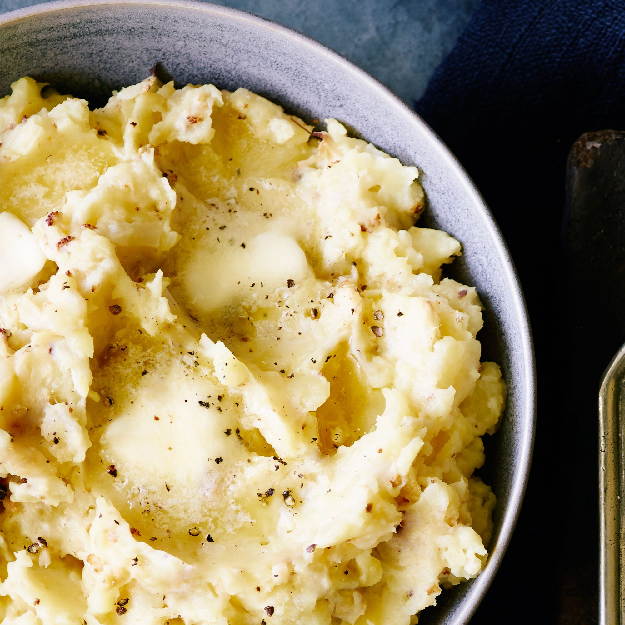 Creamy Chunky Mashed Potatoes
