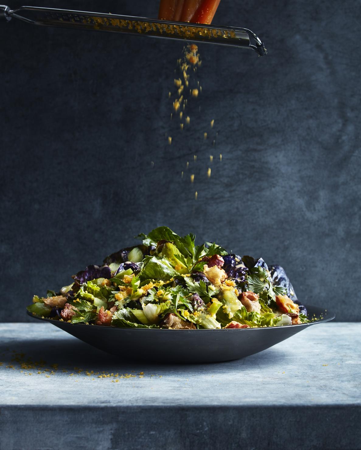 Caesar Salad with Bottarga