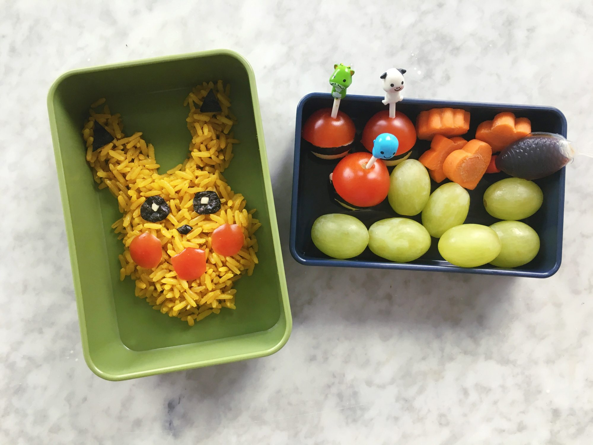 Pokémon To-Go for Lunch: How to Make a Pikachu Bento