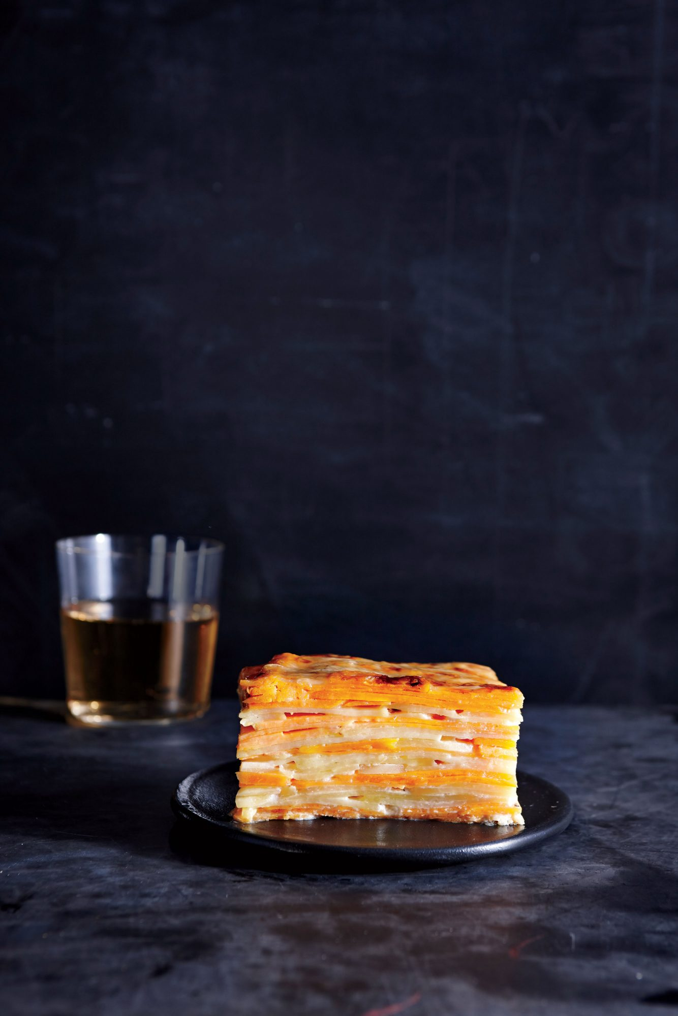 Sweet Potato Gratin image